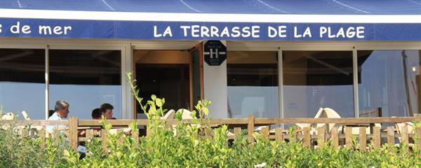 Restaurant Hotel De La Plage St Pierre Quiberon