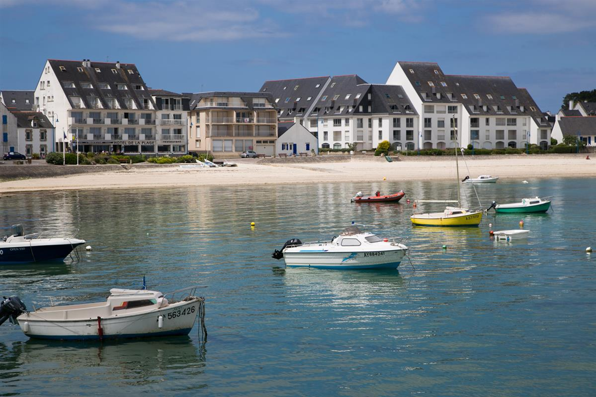 Hotel Face Mer Bretagne